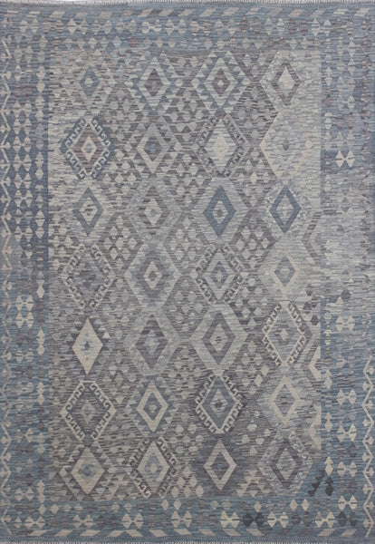 Traditional Kilim Rug 285cm x 213cm
