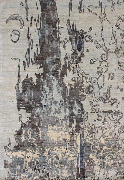 Contemporary Rug 242 cm x 153 cm