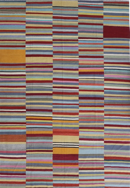 Contemporary Kilim 294 cm x 251 cm
