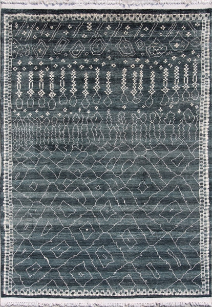 Contemporary Rug 264 cm x 180 cm