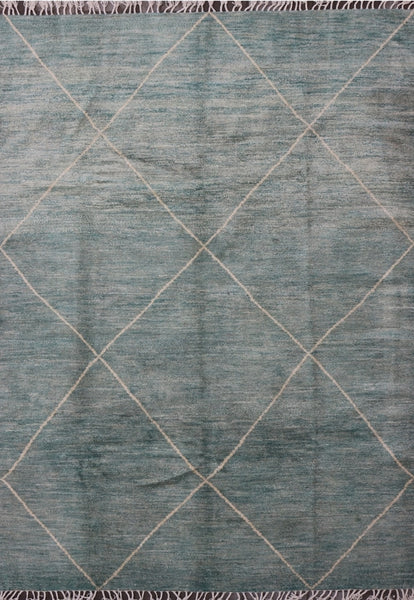 Contemporary Rug 296 cm x 199 cm