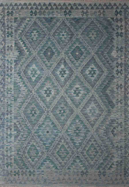Traditional Kilim Rug 248cm x 161cm