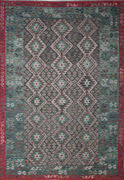 Traditional Kilim Rug 294cm x 205cm