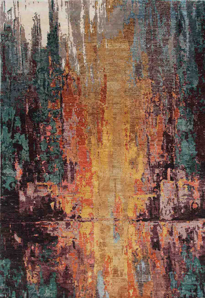 Contemporary Rug 304cm x 200cm