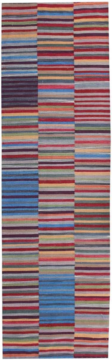Contemporary kilim-287cm x 89cm