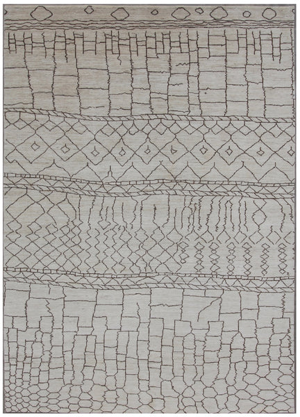 Contemporary Rug 294 cm x 203 cm