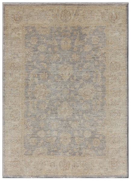Fine Farahan Tea Washed 211 cm x 152 cm