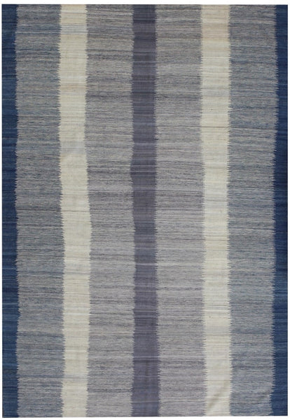 Contemporary kilim 287 cm x 206 cm