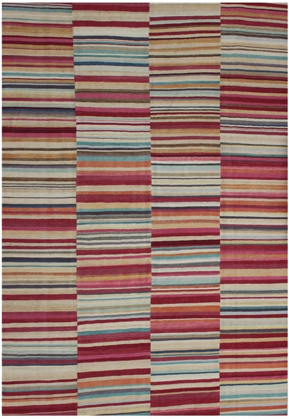 Contemporary kilim-341cm x 258cm