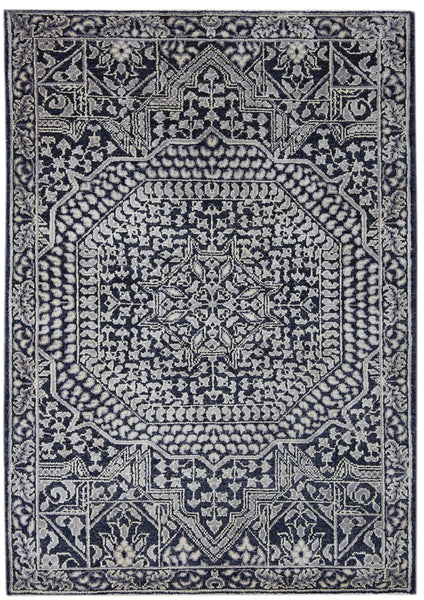 Contemporary Rug 120 cm x 85 cm
