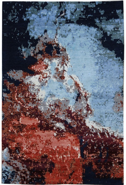Contemporary Rug 234 cm x 157 cm
