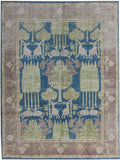 Contemporary Rug 351 cm x 274 cm