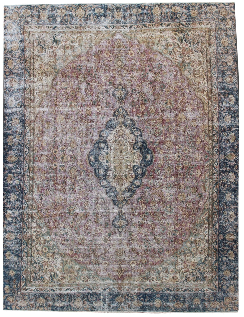 Vintage Overdyed Rug Distressed Rugs With A Contemporary Twist The Rug Shed