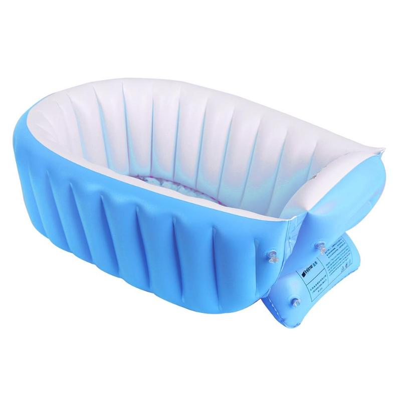 Intime Baby Bath Tub Inflatable ( Baby and Toddlers) – Estrullo ...