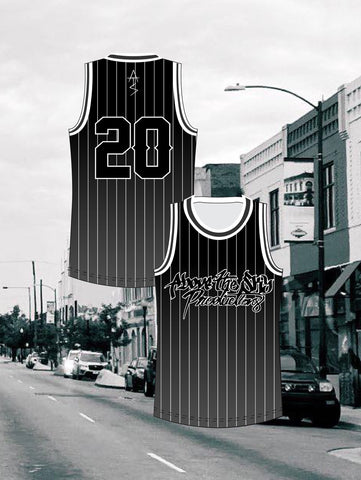 ATS 2020 Basketball Jersey