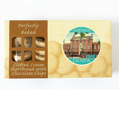 Clotted Cream Shortbread OUT OF STOCK