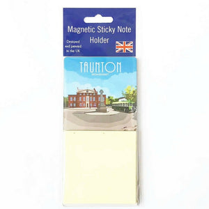 Taunton Magnetic Sticky Note Holder