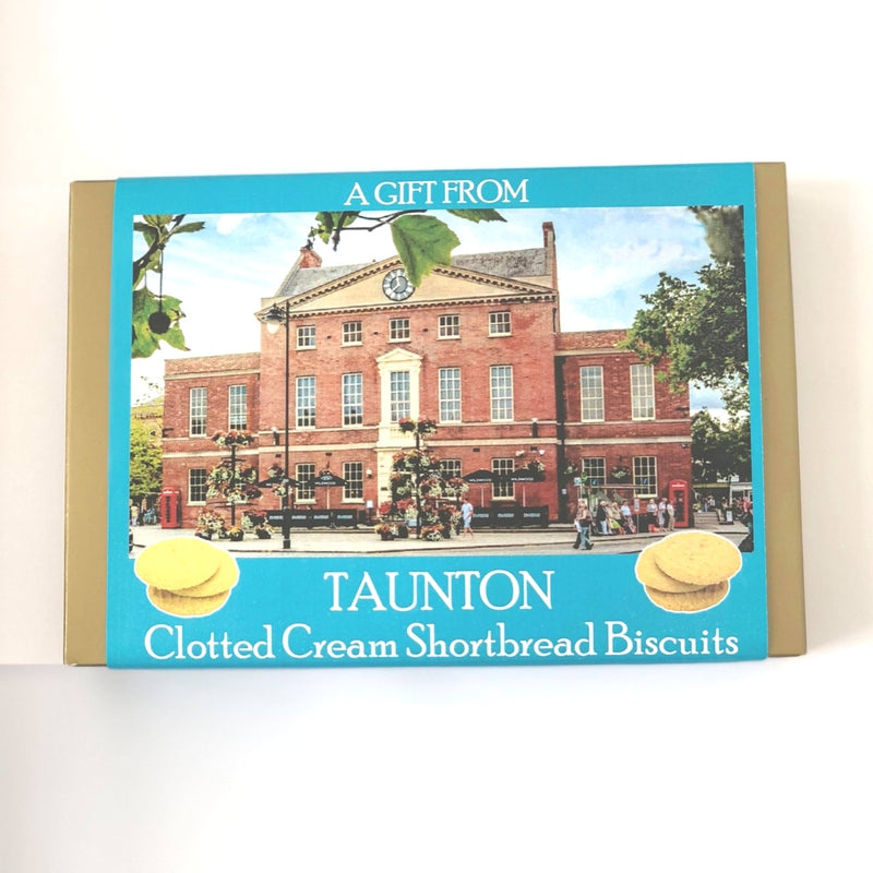 Clotted Cream Shortbread Biscuits OUT OF STOCK