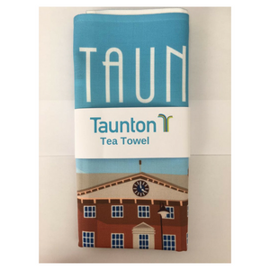 Taunton Tea Towel