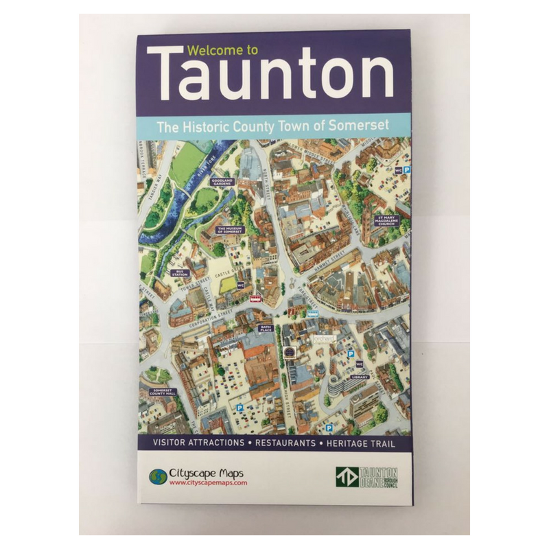 Welcome to Taunton Map