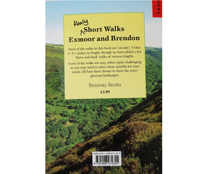 Really Short Walks Exmoor and Brendon