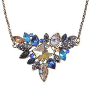 Statement Necklace Bib Necklace Fashion Jewelry for Women