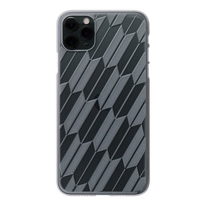 iPhone 11 Pro Max Air Jacket Kiriko 江戶切子-矢絣(透明)