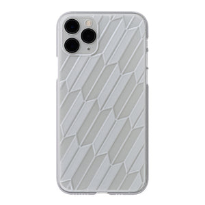 iPhone 11 Pro Air Jacket Kiriko 江戶切子-矢絣(透明)