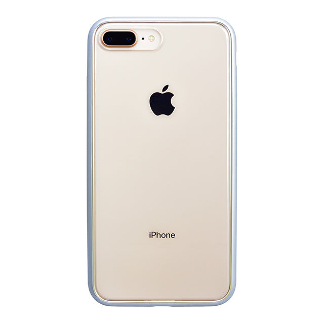 iPhone 8 Plus Shock-Proof Air Jacket抗衝擊保護殼(銀)