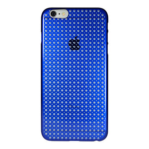 iPhone 6 Plus / 6s Plus Air Jacket Kiriko 江戶切子-SODA(藍)
