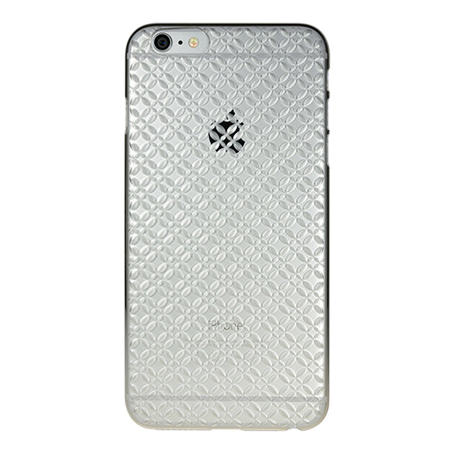 iPhone 6 Plus / 6s Plus Air Jacket Kiriko 江戶切子-七寶(透明)