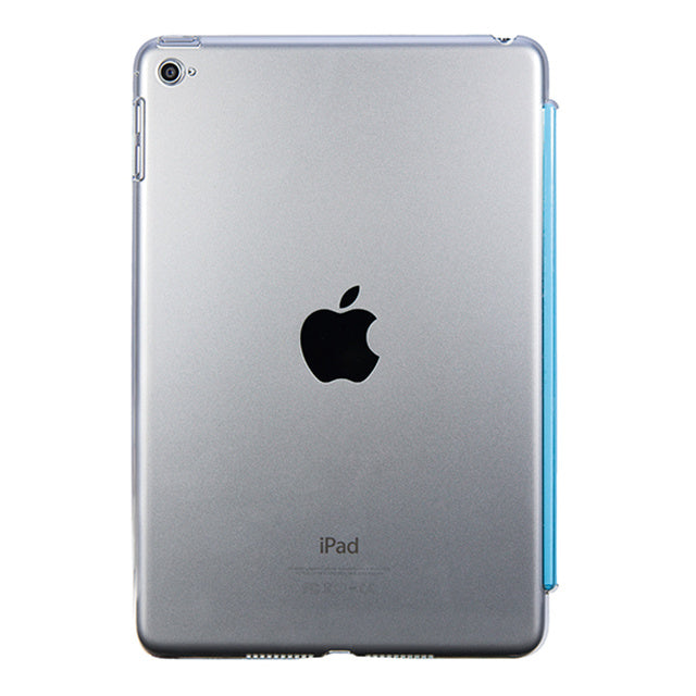 iPad mini 4 Air Jacket 超薄保護殼-透明 (適用 Apple Smart Cover)