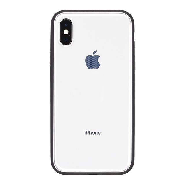 iPhone X Shock-Proof Air Jacket抗衝擊保護殼(黑)