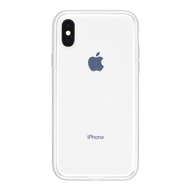 iPhone X Shock-Proof Air Jacket抗衝擊保護殼(銀)