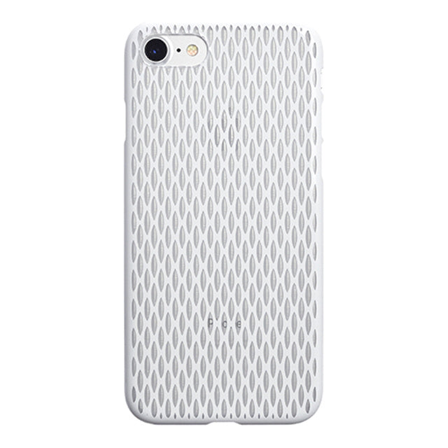 iPhone 7 Air Jacket Kiriko 江戶切子-穀物(白)