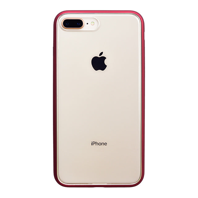 iPhone 8 Plus Shock-Proof Air Jacket抗衝擊保護殼(紅)