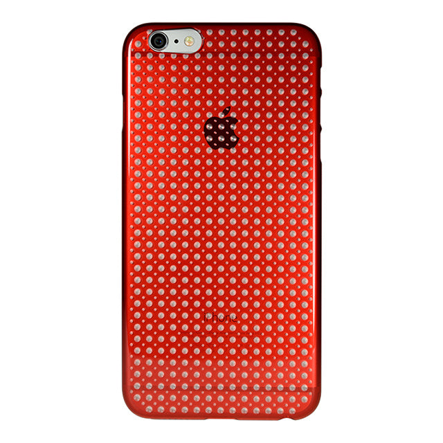 iPhone 6 Plus / 6s Plus Air Jacket Kiriko 江戶切子-SODA(紅)
