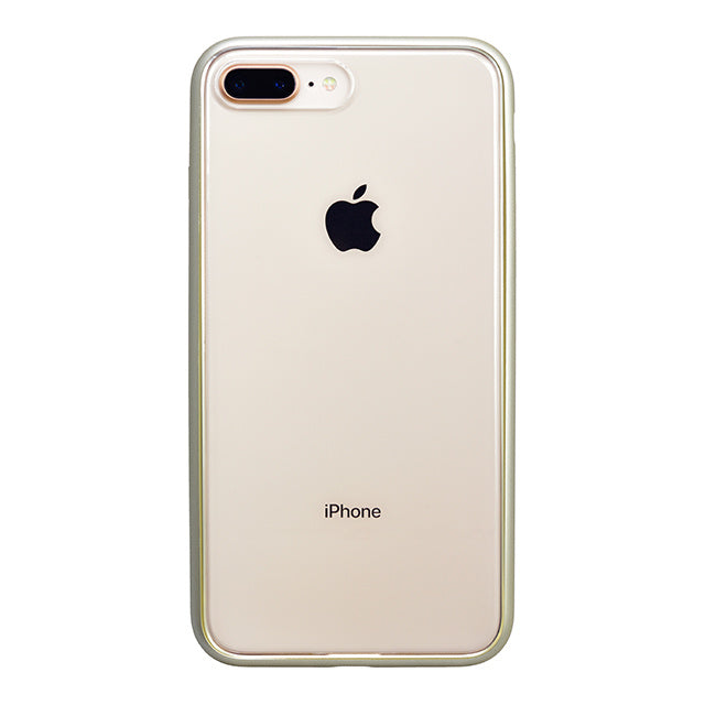 iPhone 8 Plus Shock-Proof Air Jacket抗衝擊保護殼(金)