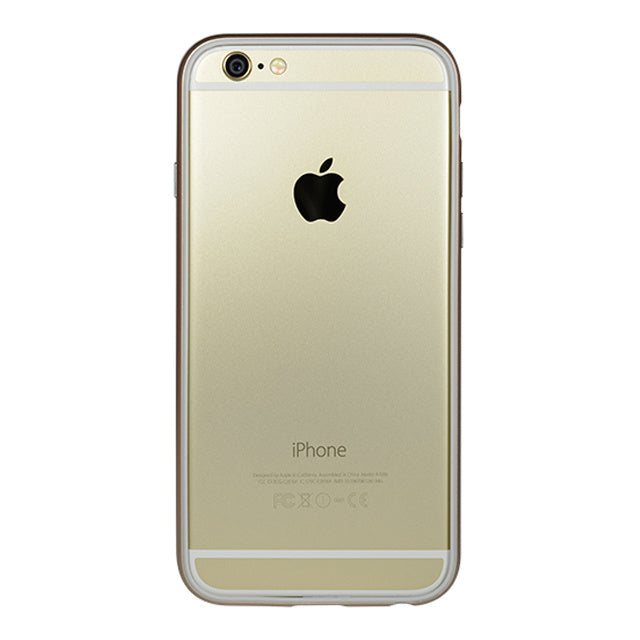 iPhone 6 Plus/6s Plus Arc bumper 保護邊框(金色)