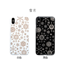 iPhone Xs Max Air Jacket Kiriko 江戶切子-雪花(紅)