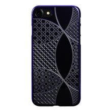 iPhone 7 Air Jacket Kiriko 江戶切子-七寶(紫)
