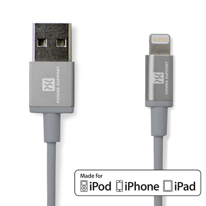 USB to Lighting Cable 傳輸線2m(太空灰)