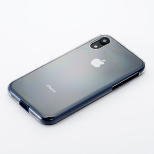 iPhone XR Shock-Proof Air Jacket抗衝擊保護殼(海軍藍)