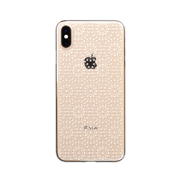 iPhone Xs Max Air Jacket Kiriko 江戶切子-万華鏡(透明)