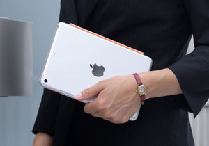 iPad mini 2019 Air Jacket 超薄保護殼-黑 (適用 Apple Smart Cover)