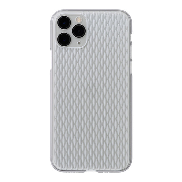 iPhone 11 Pro Air Jacket Kiriko 江戶切子-米粒 (透明)