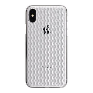 iPhone X Air Jacket Kiriko 江戶切子-穀物(透明)