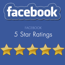 Buy 5 Star Ratings Of Facebook Page - Starting From $4.99 Only