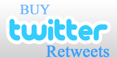 Buy Twitter ReTweets (Real And Non Drop) - Starting From $1.99 Only