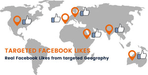 Buy Facebook Page Likes Of Targeted Countries (Real And Active Fans) - Starting From $1.99 Only